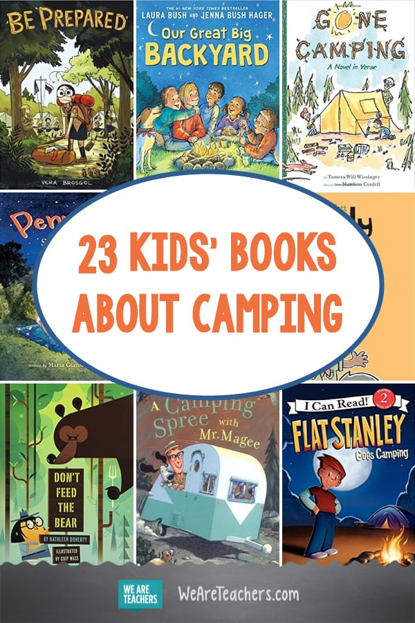 23 of Our Favorite Kids' Books About Camping