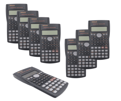Calculator for middle school math