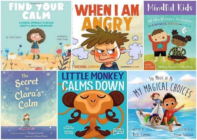 Calm Down Corner Books