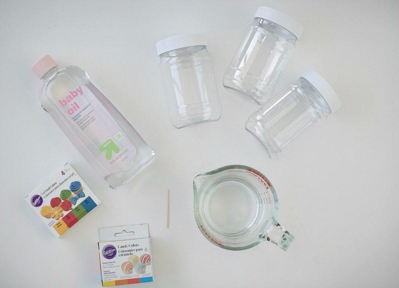 Calm Down Jars Supplies - WeAreTeachers
