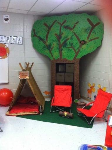 27 Great Ideas for a Camping Classroom Theme - WeAreTeachers