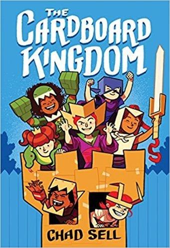 The Cardboard Kingdom by Chad Sell