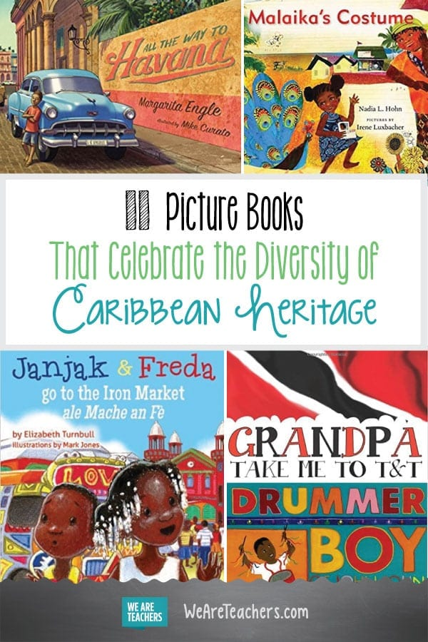 11 Picture Books That Celebrate the Diversity of Caribbean Heritage