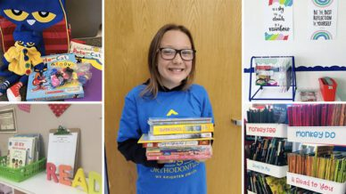 How This Teacher Started a Take Home Library for Free (and How You Can, Too!)