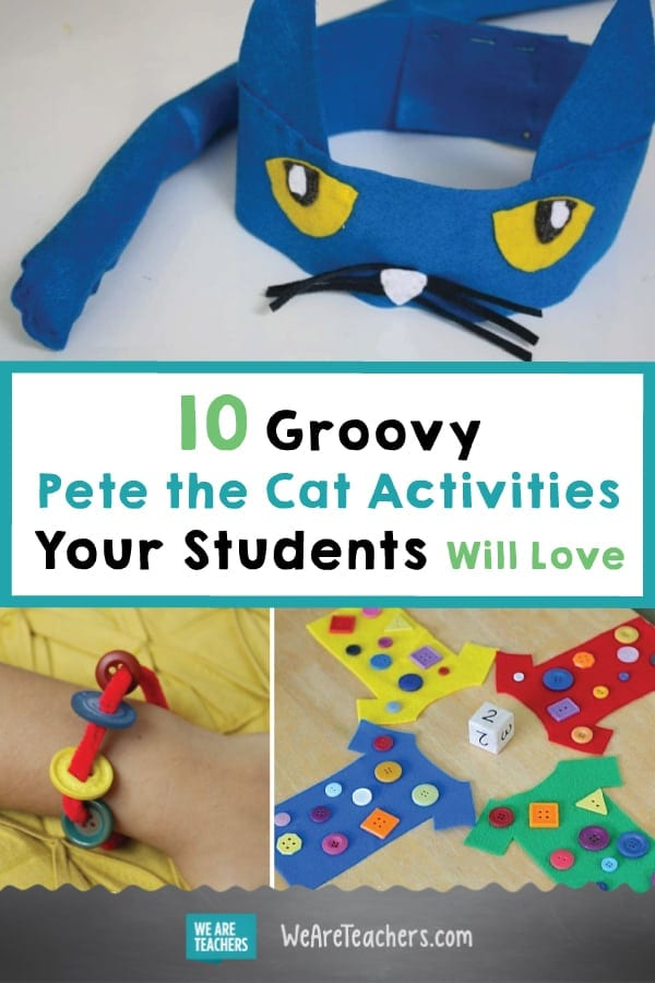 10 Groovy Pete the Cat Activities Your Students Will Love