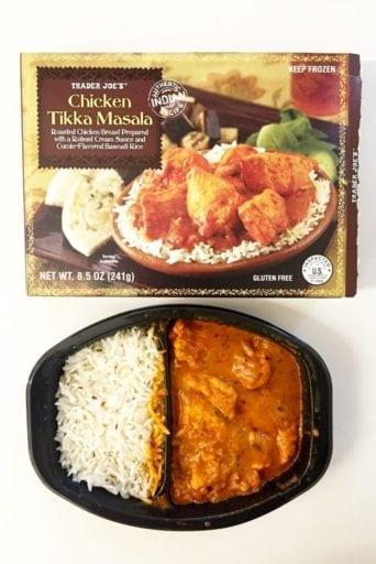 Frozen Chicken Tikka Masala