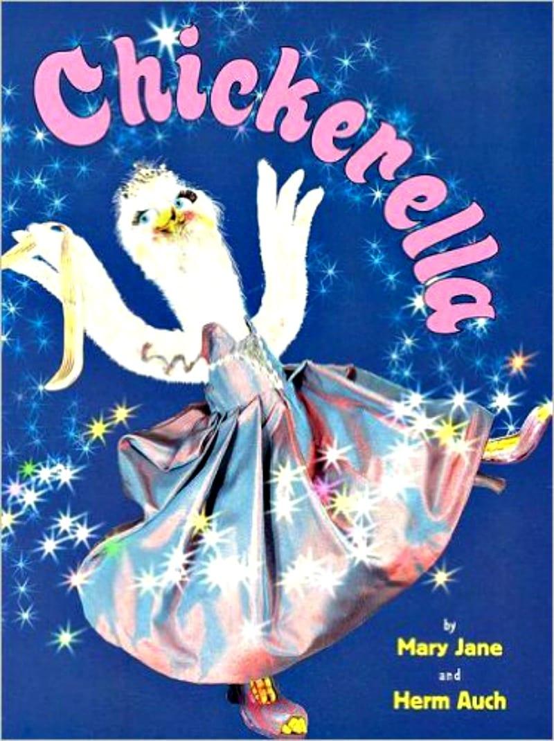 Book cover of Chickerella