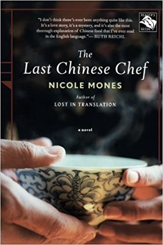 The Last Chinese Chef book cover.