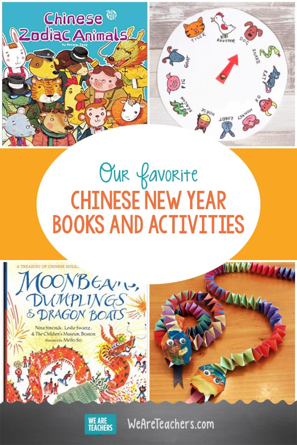 Our Favorite Chinese New Year Books and Activities