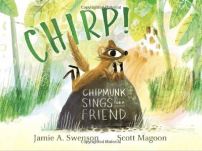 Chirp by Jamie Swenson