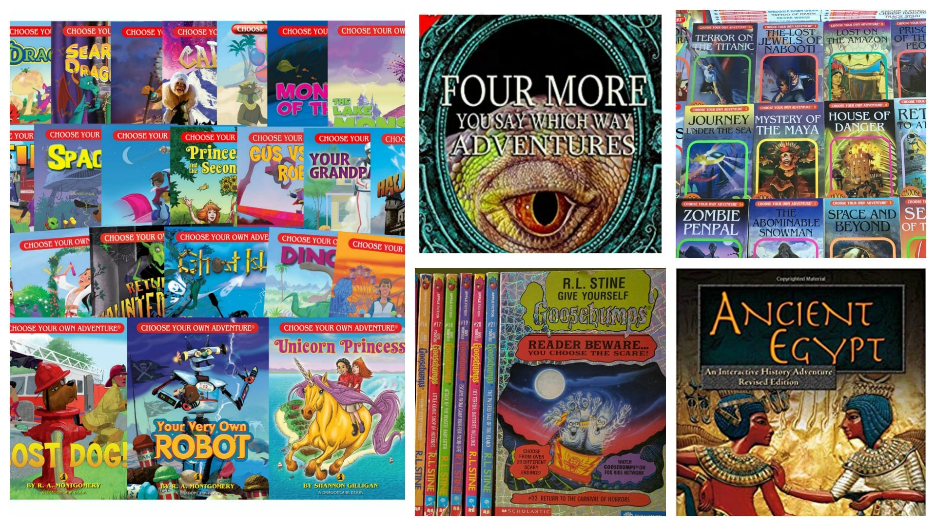 If You Loved Choose Your Own Adventure Books As A Kid