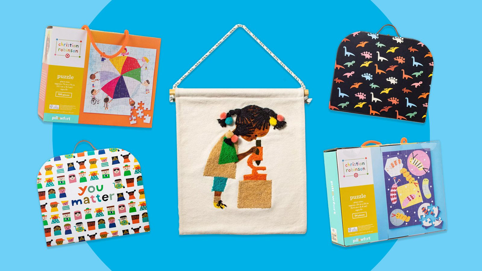 Target Just Dropped New Christian Robinson Products and We Want Them All
