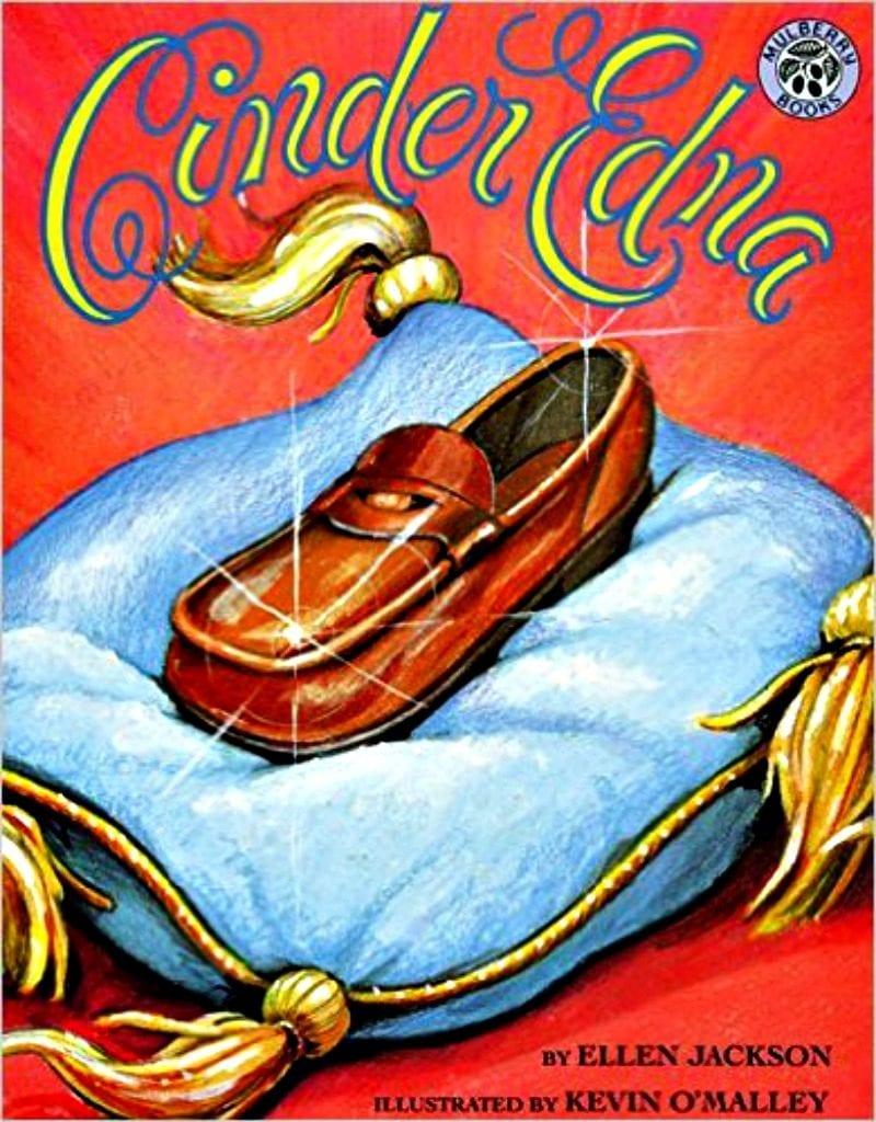 Book cover of Cinder Edna