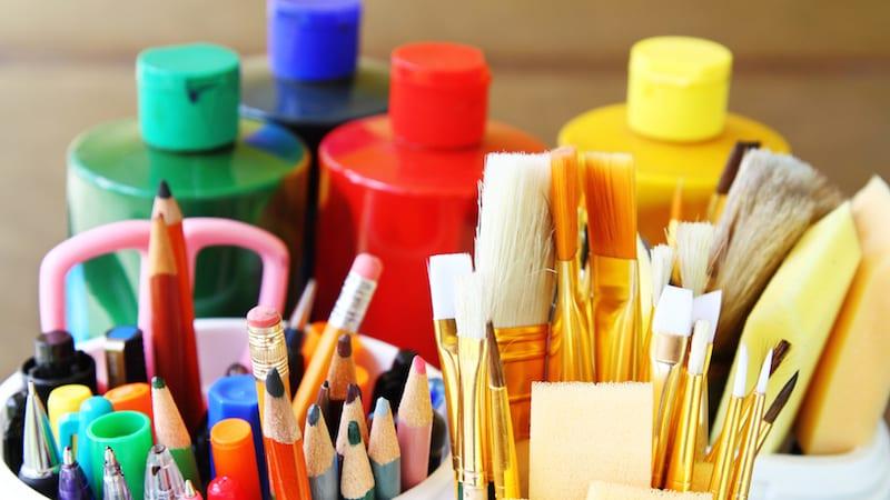 Classroom Art Supplies Under $10