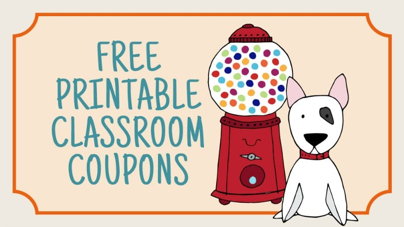 image regarding Printable Money for Classroom named Printable Clroom Discount coupons Your Pupils Will Take pleasure in