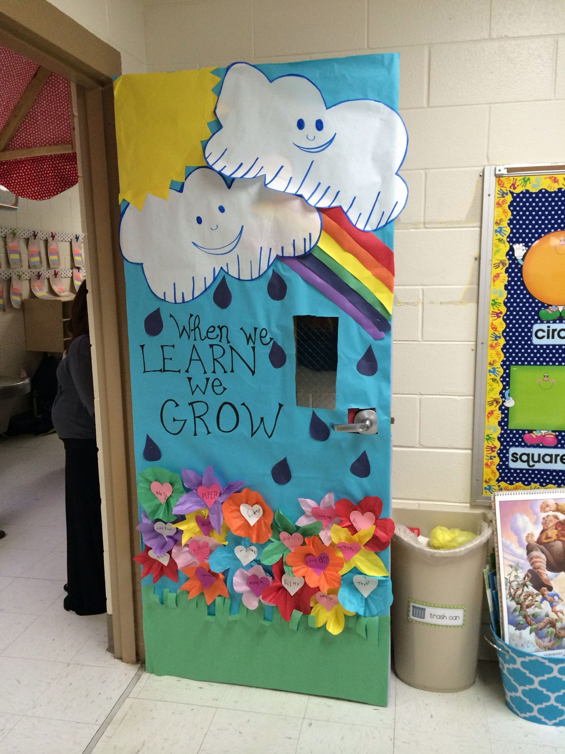 65 Awesome Classroom Doors For Back to School