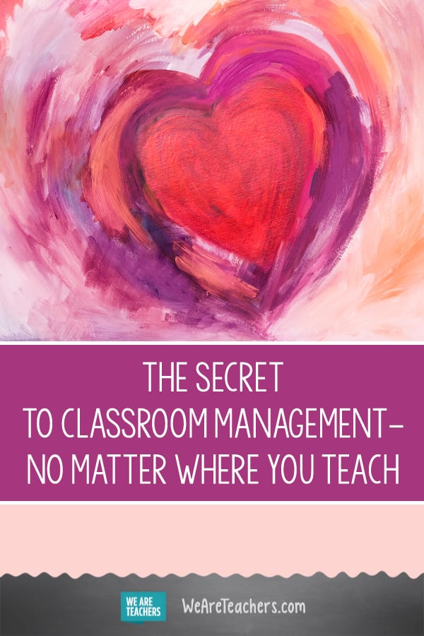 The Secret to Classroom Management—No Matter Where You Teach