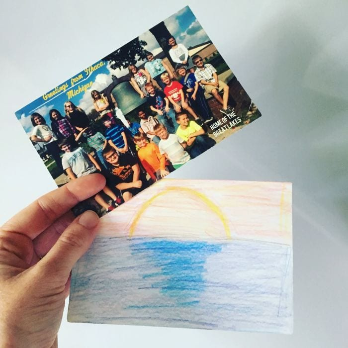 Classroom Postcard Exchange Teachin By The Bay