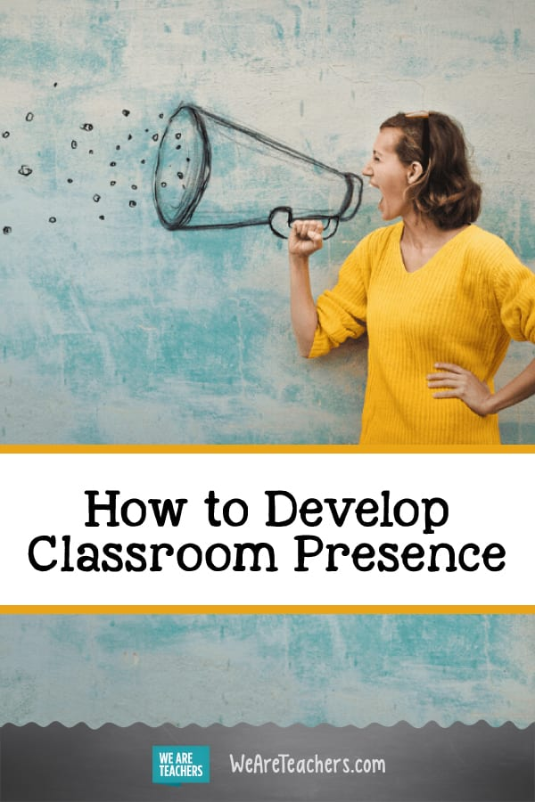How to Develop Classroom Presence (So Your Students Actually Pay Attention)