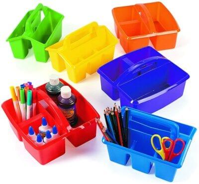 Classroom Storage Caddies