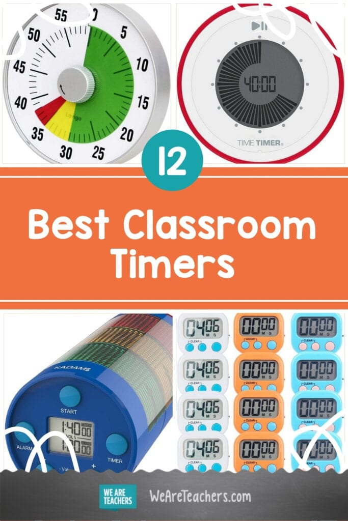 12 Best Classroom Timers For Teachers and Students