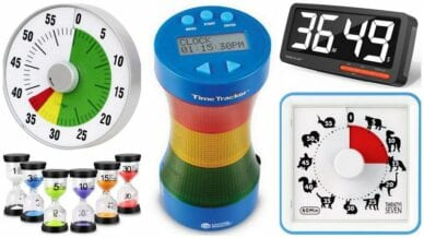 Collage of Best Classroom Timers