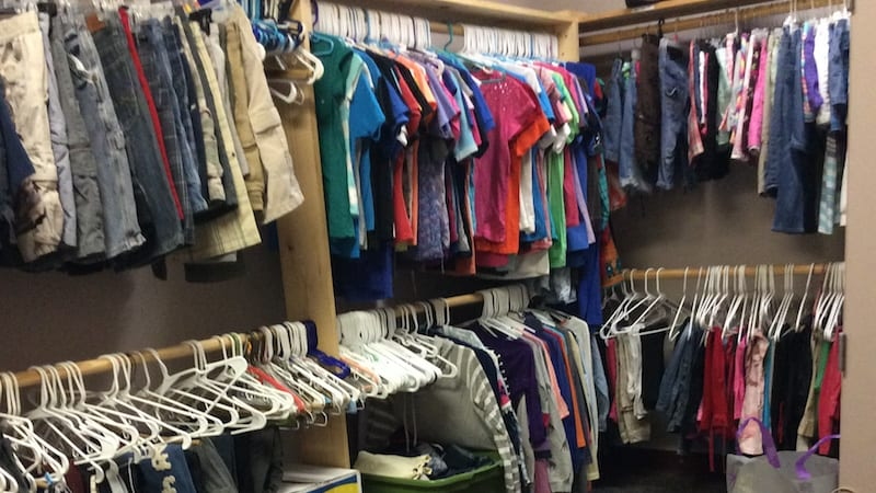 Clothing Donations - Teaching After Hurricane Harvey