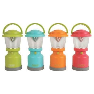 Colorful lanterns for camping theme classrooms