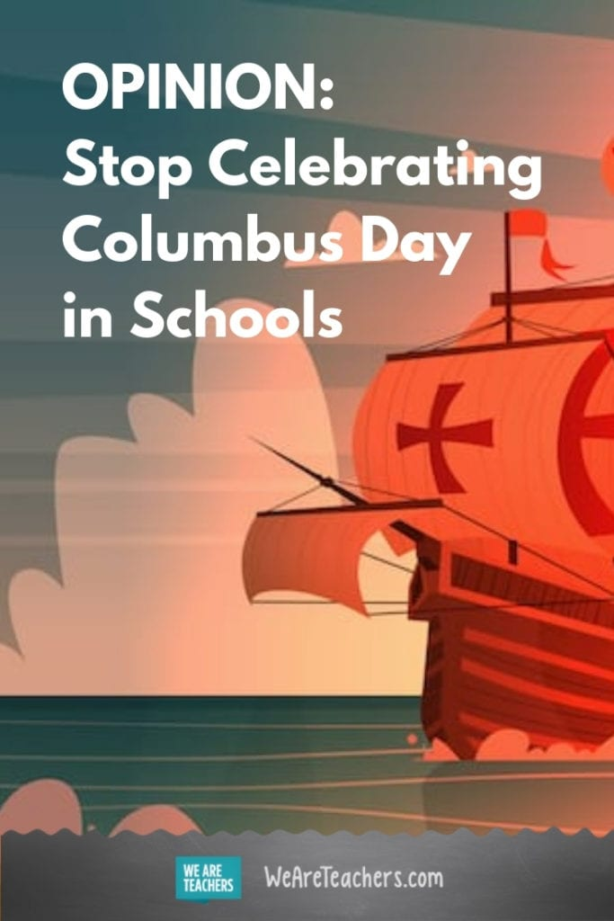 OPINION: Stop Celebrating Columbus Day in Schools