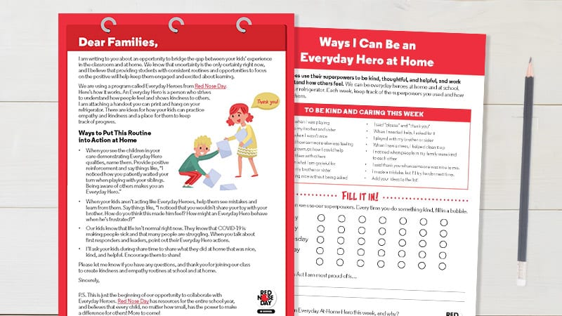 Red Nose Day Resources