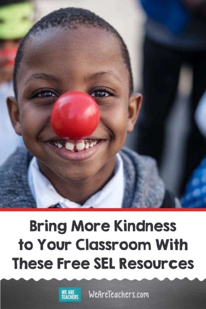 Bring More Kindness to Your Classroom With These Free SEL Resources
