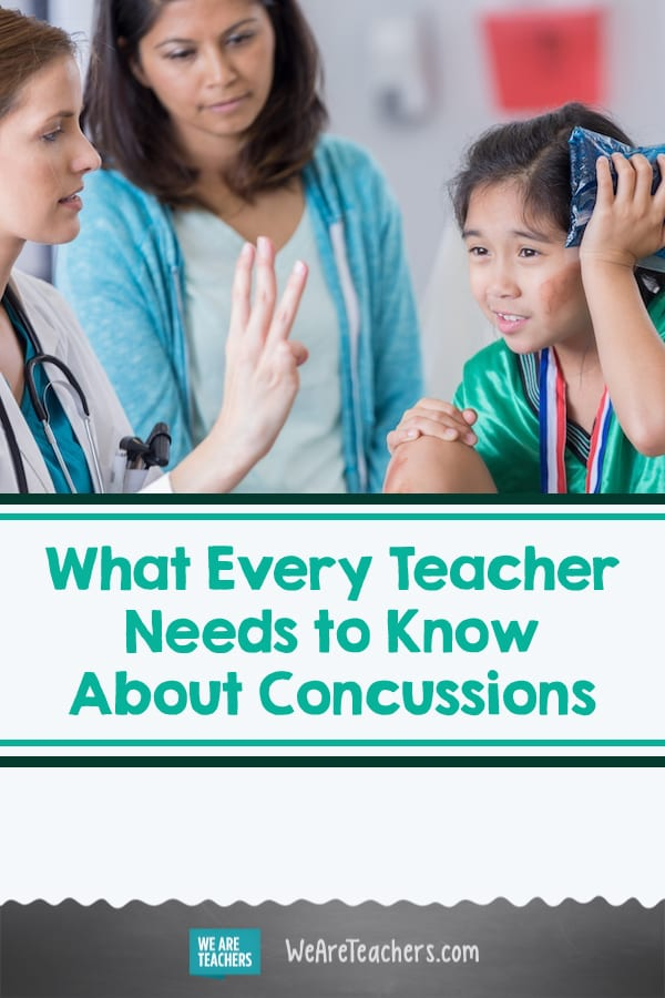 What Every Teacher Needs to Know About Concussions