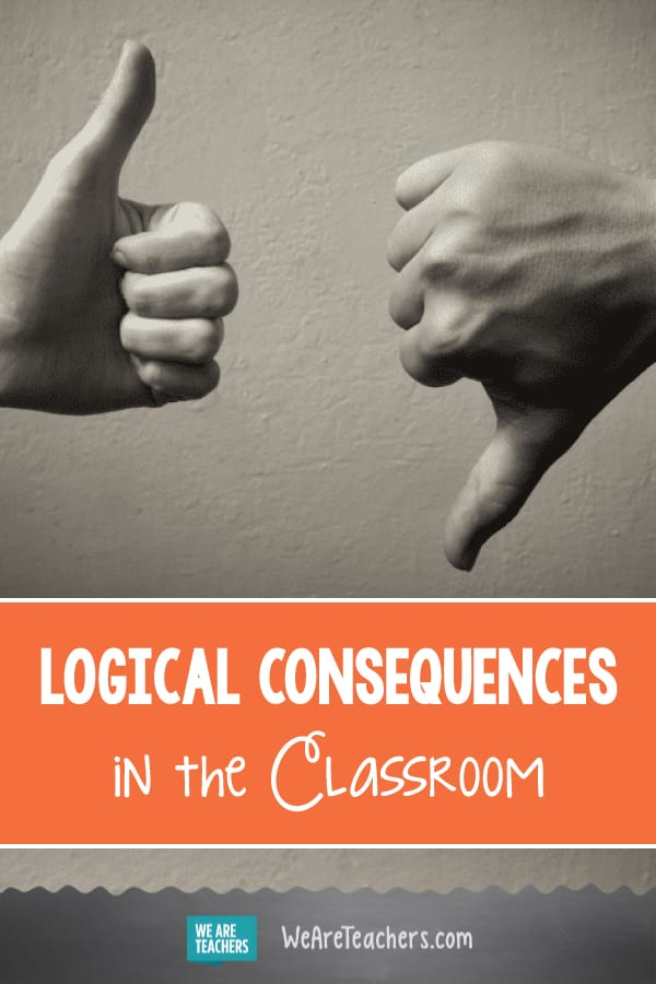 Logical Consequences in the Classroom