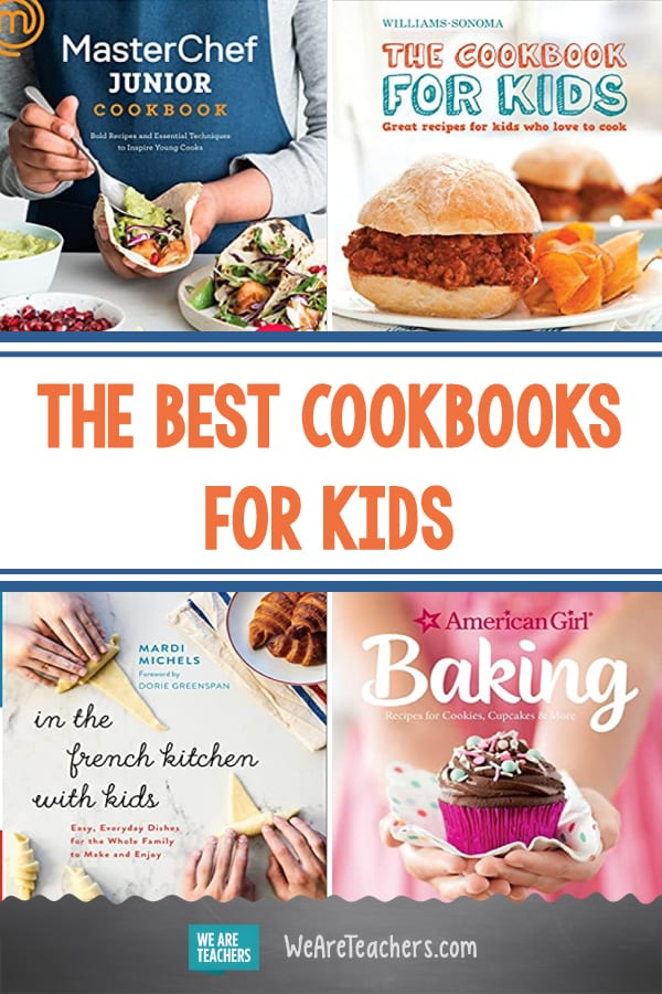 The Best Cookbooks for Kids