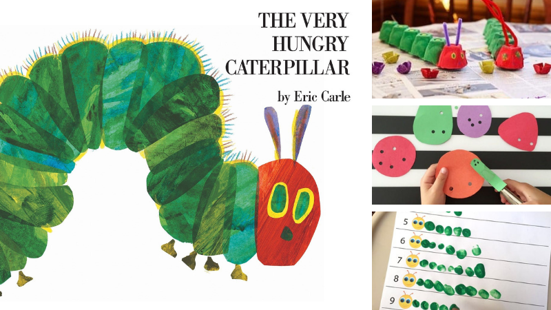 image regarding Very Hungry Caterpillar Printable Activities titled Least difficult The Exceptionally Hungry Caterpillar Pursuits for the Clroom