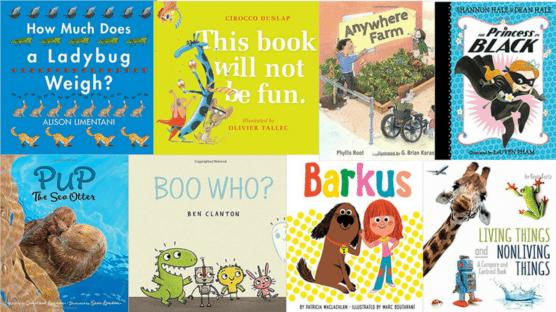 50 Great Kindergarten Books