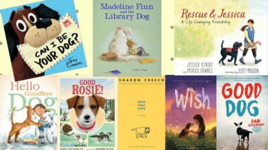 Best Dog Books for Kids
