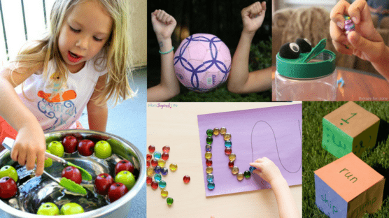 20+ Preschool Games and Activities You Can Do on a Budget