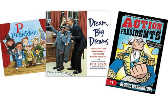 Best President Books for Kids