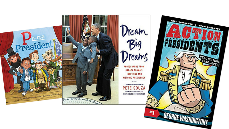 Best President Books for Kids