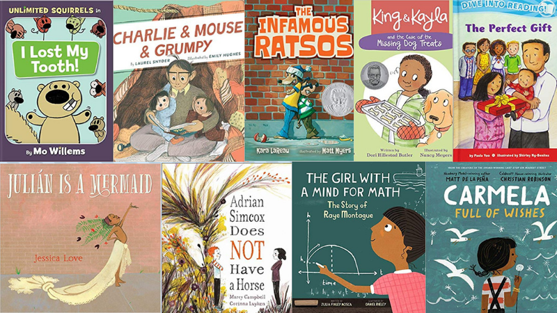 Best First Grade Books for the Classroom - WeAreTeachers