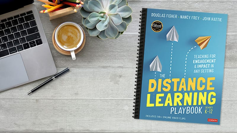 """The Distance Learning Playbook"" for Practical Tips fo Distance Learning."