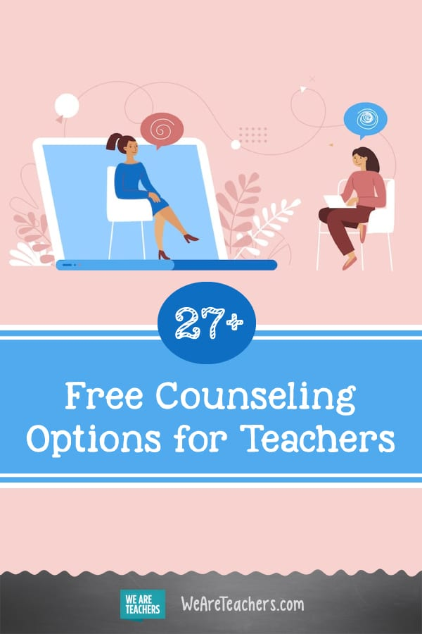 27+ Free Counseling Options for Teachers