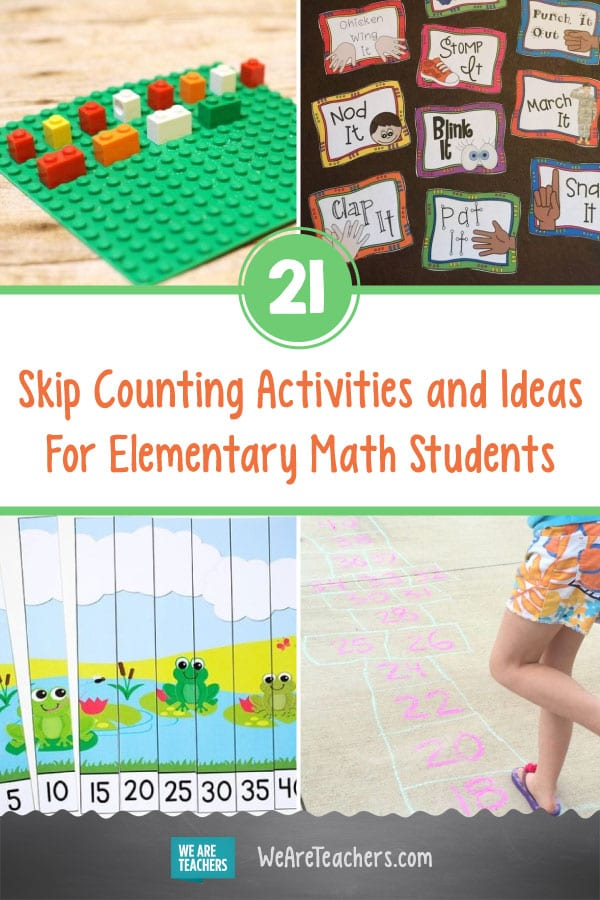 21 Skip Counting Activities and Ideas For Elementary Math Students