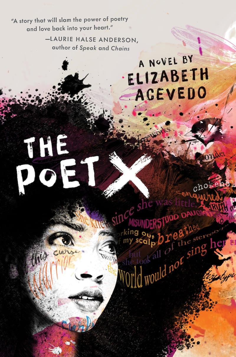 The Poet X - Best Novels in Verse