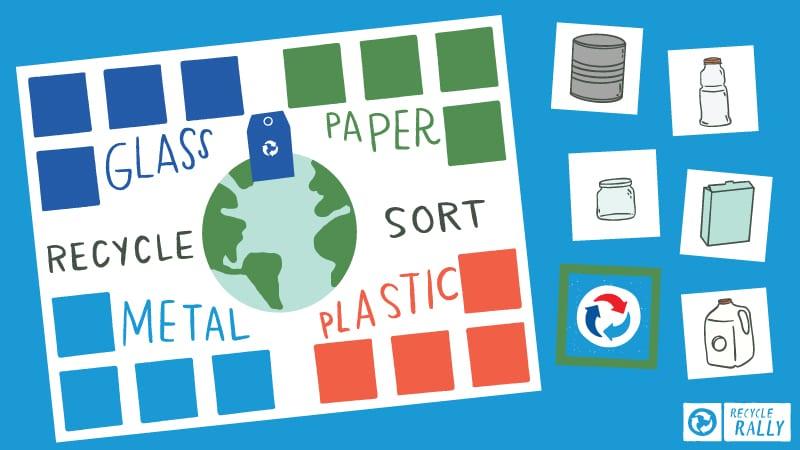 Glass Paper sort