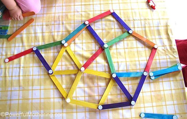 Craft Sticks Projects