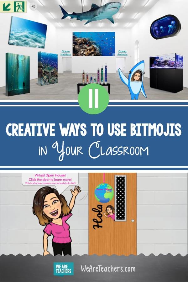 11 Super Creative Ways to Use Bitmojis in Your Classroom