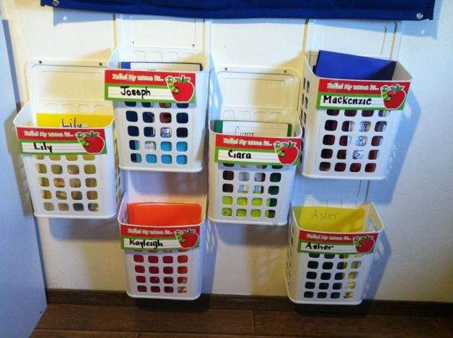 Classroom Cubbies Ideas and DIY Solutions - WeAreTeachers