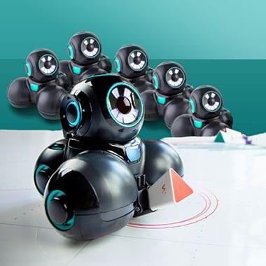 Cue Robot STEAM Pack